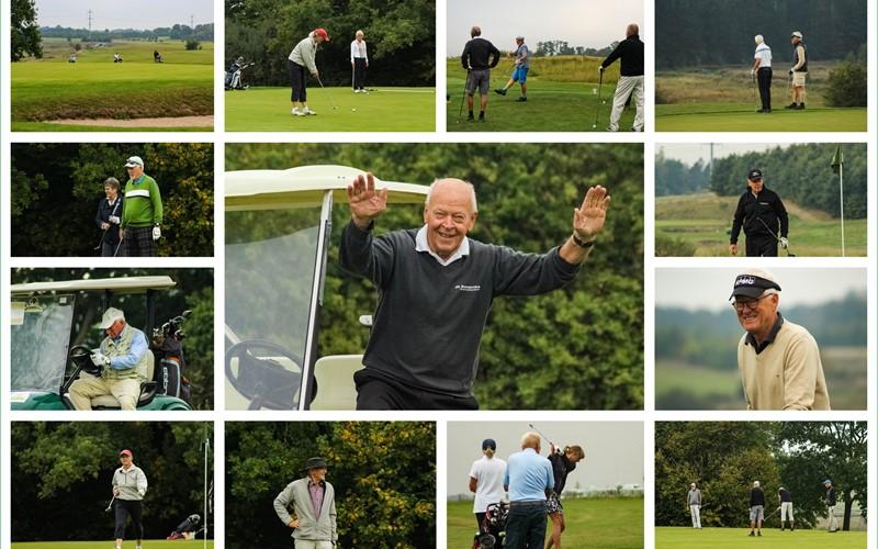 Seniorgolf Smorum Golf